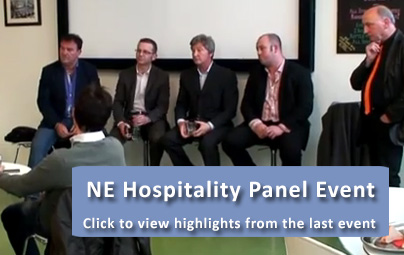 North East Hospitality Trade Panel Events
