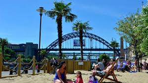 Tourists & locals alike enjoy the benefits Newcastle City Council provide